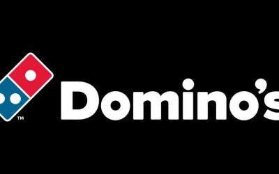 Pengecatan Branding Motor Delivery Domino's Pizza