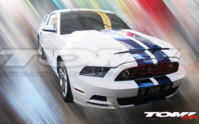 Modifikasi Ford Mustang Shelby GT500