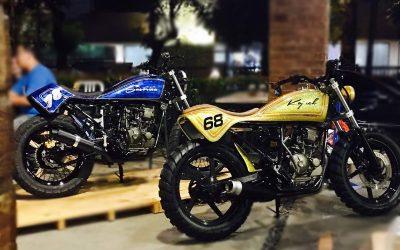 Duet Yamaha Scorpio, Sama Rasa Beda Warna