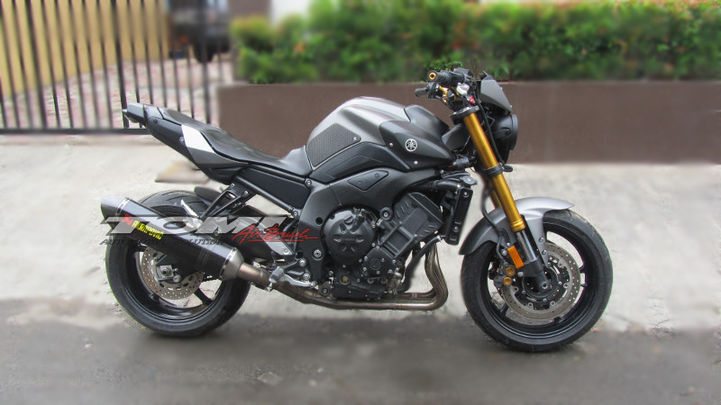 Modifikasi Yamaha FZ8