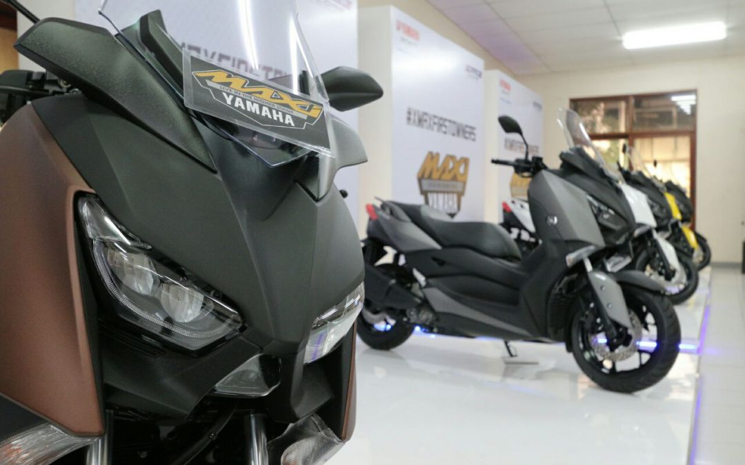 Order Online Yamaha XMax Diminati Hingga Indonesia Timur