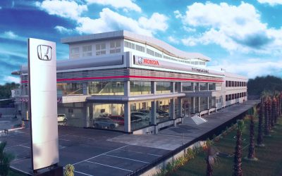 Honda Buka Dealer ke-6 di Makassar