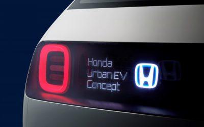 Honda Tampilkan Mobil Listrik di Tokyo Motor Show 2017