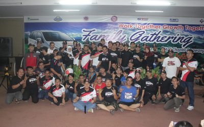 "TACI Chapter Tangerang Kedepankan Slogan ""Work Together Growth Together"""