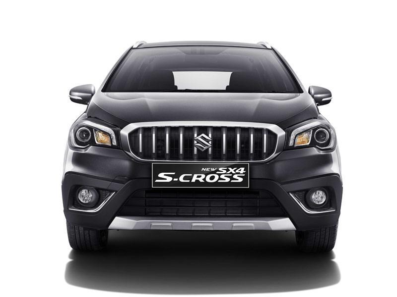 Kupas Singkat New Suzuki SX4 S-Cross