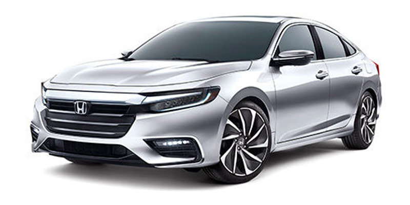 Honda All New Insight Prototype Luncur di NAIAS 2018