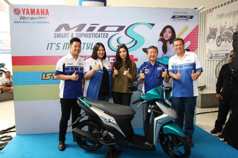 Yamaha Manjakan Konsumen