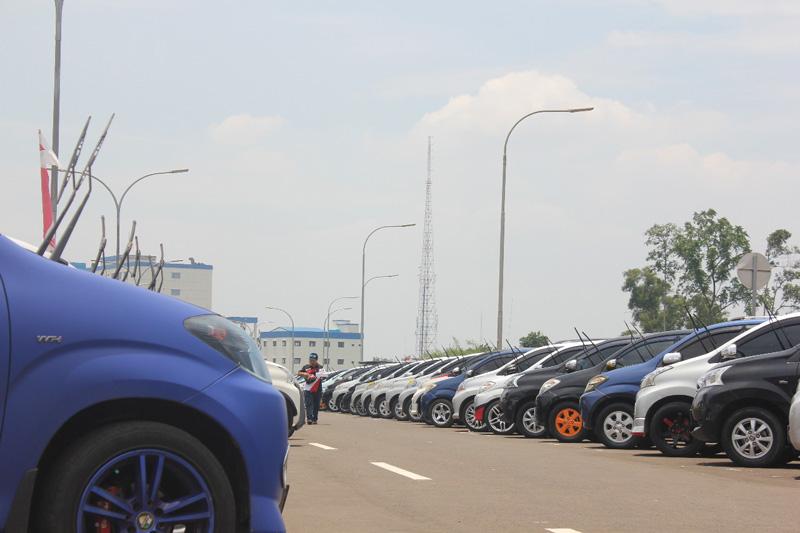 TACI Chapter Tangerang Sukses Gelar Autofest
