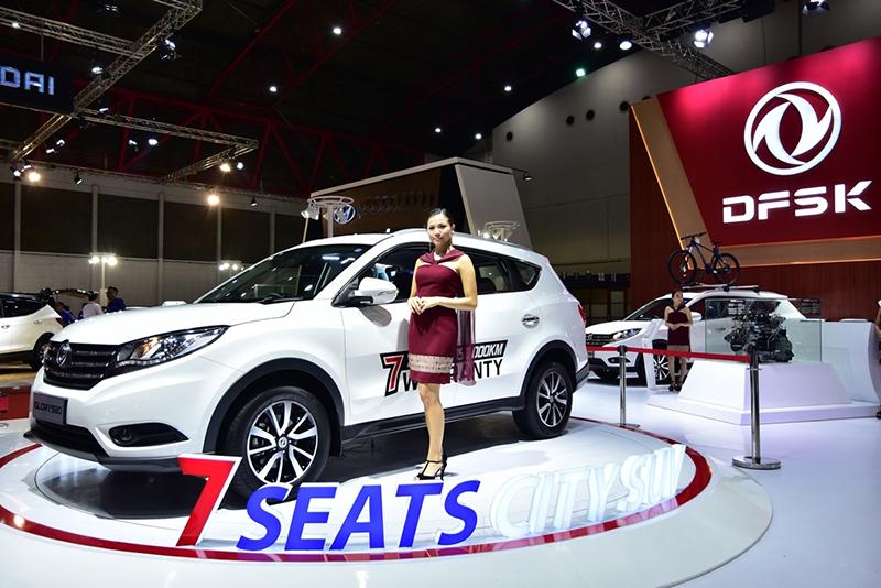 DSFK Glory 580 Raih Gelar SUV Terbaik IIMS 2018