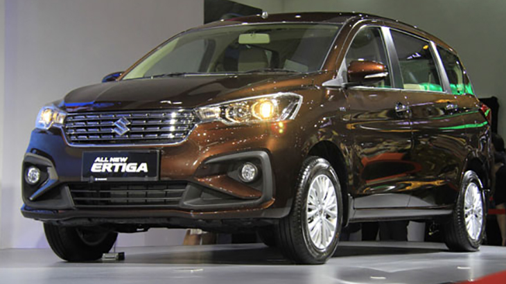 Ragam Keunggulan Suzuki All-new Ertiga