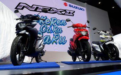 Suzuki NEX Generasi II, Isi Segmen Skuter Matic Entry Level