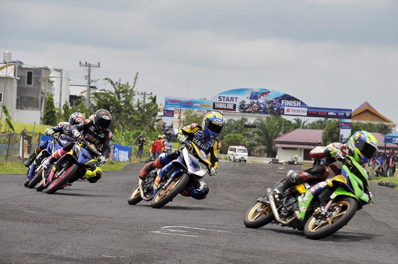 Yamaha Cup Race 2018 Medan Hadirkan Kelas Yamaha Aerox 155