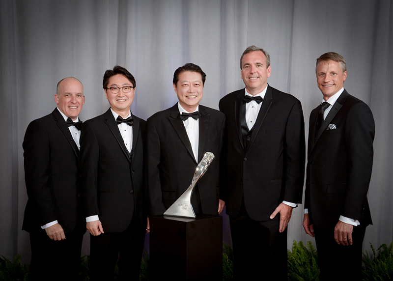 Hankook Tire Terima Penghargaan Dari GM
