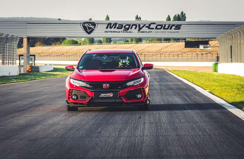Rekor Baru Honda Civic Type R