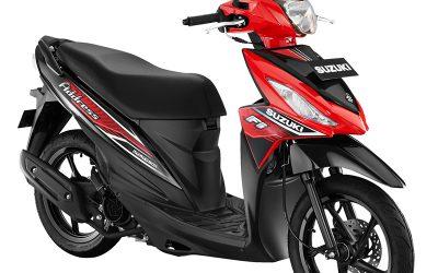 Penyegaran Warna Baru Suzuki Address FI Tahun Ini