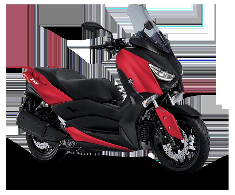Warna Baru Yamaha XMax 250 Kian Elegan