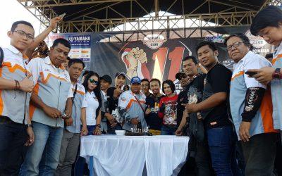 Kiprah Yamaha V-ixion Club Indonesia Selama 11 Tahun