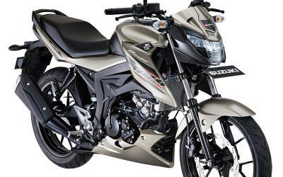 Suzuki GSX150 Bandit Diperkenalkan di GIIAS 2018