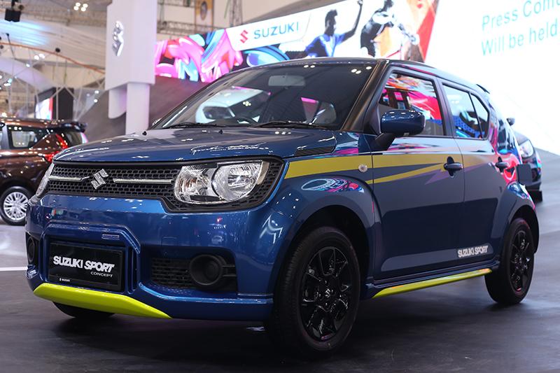Suzuki Ignis Pimpin Pasar City Car