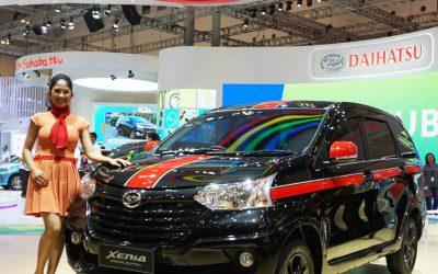 Daihatsu Punya 3 Mobil Edisi Spesial di GIIAS 2018