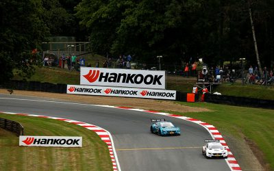Paul Di Riesta Masuk Urutan ke-3 di DTM Brands Hatch