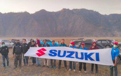 Suzuki Buktikan Komitmen Dukung Komunitas