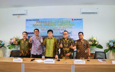 Suzuki Siap Layani Konsumen di Jawa Tengah