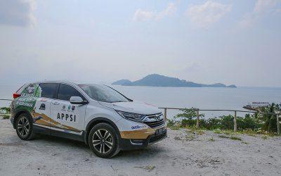 Jelajah Nusantara Honda All New CR-V Turbo Capai 3.623 Kilometer