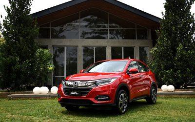Honda HR-V Sumbang Angka Penjualan Honda Terbesar