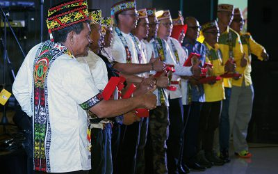 Pajero Sport Family Resmikan Chapter Borneo