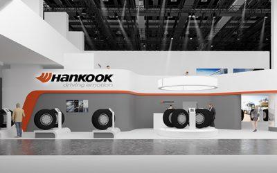 Hankok Tire Perkuat Bisnis di Sektor Ban Truk dan Komersil
