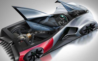 Holden Divisi Australia Rilis Desain Liar Holden Time Attack Concept