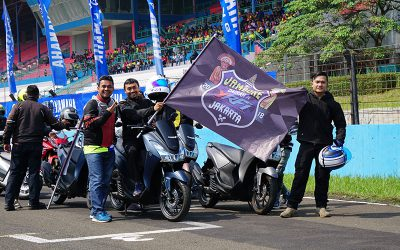 Yamaha Sukses Gelar Yamaha Endurance Festival