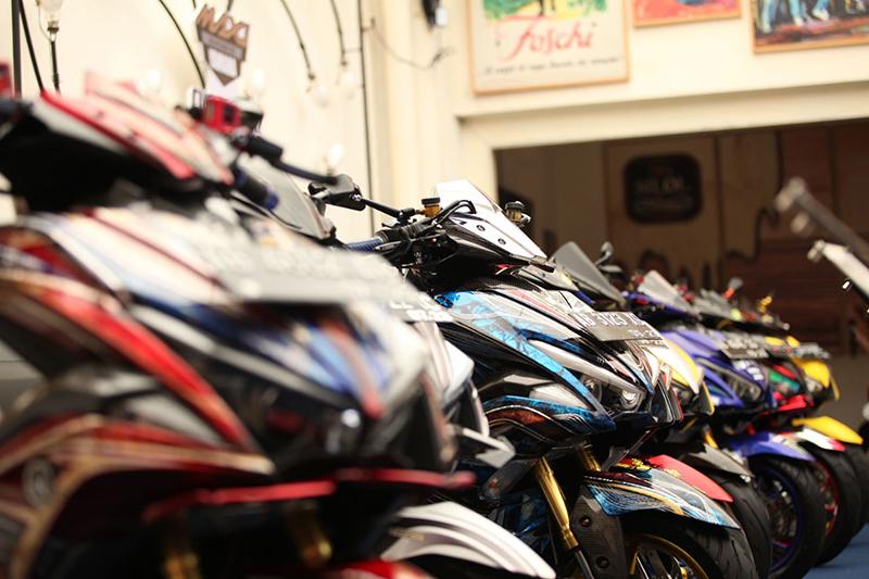 Ini Dia Para Juara CustoMAXI Yogyakarta