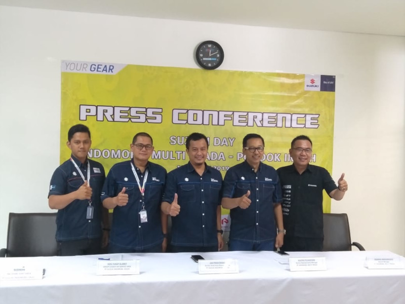 Suzuki Day Program Apresiasi Pelanggan