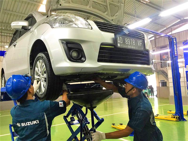 Suzuki Day Sambangi Solo