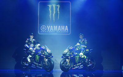 Yamaha Siap Dobrak MotoGP 2019 dengan Semangat Baru