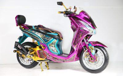 Para Jawara CustoMAXI Bali Padukan Teknologi dan Konsep Tradisional