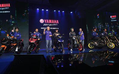 Yamaha Rilis Yamaha MT-15 dan Yamaha New MX-King