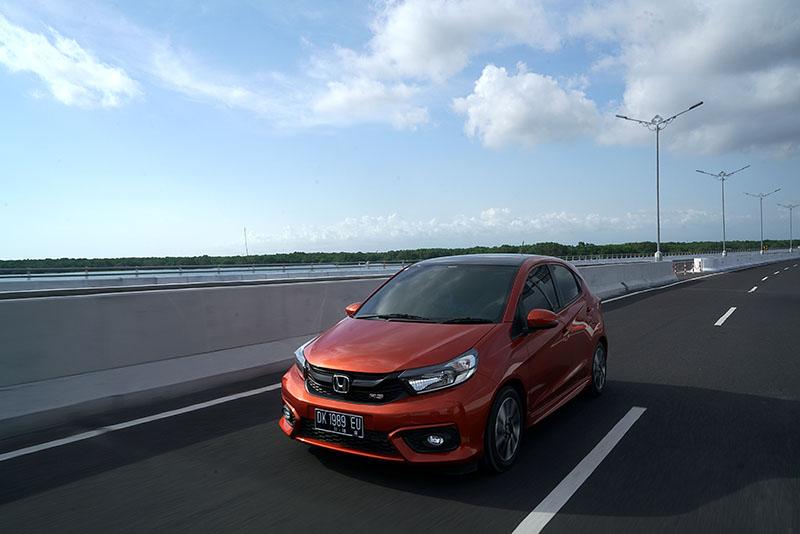 Mengawali 2019 Honda All New Brio Diburu Konsumennya