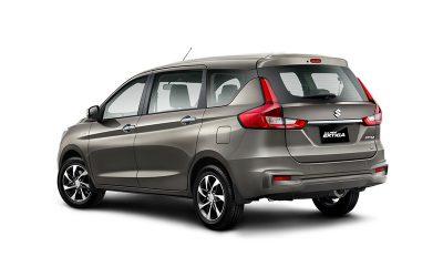 Penyegaran untuk Suzuki All New Ertiga