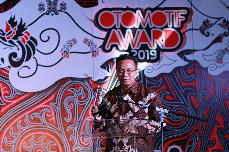 Yamaha MT-15 Sabet Gelar Bike of The Year 2019