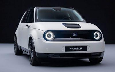 Honda e Prototype Siap Luncur Perdana di Geneva International Motorshow 2019