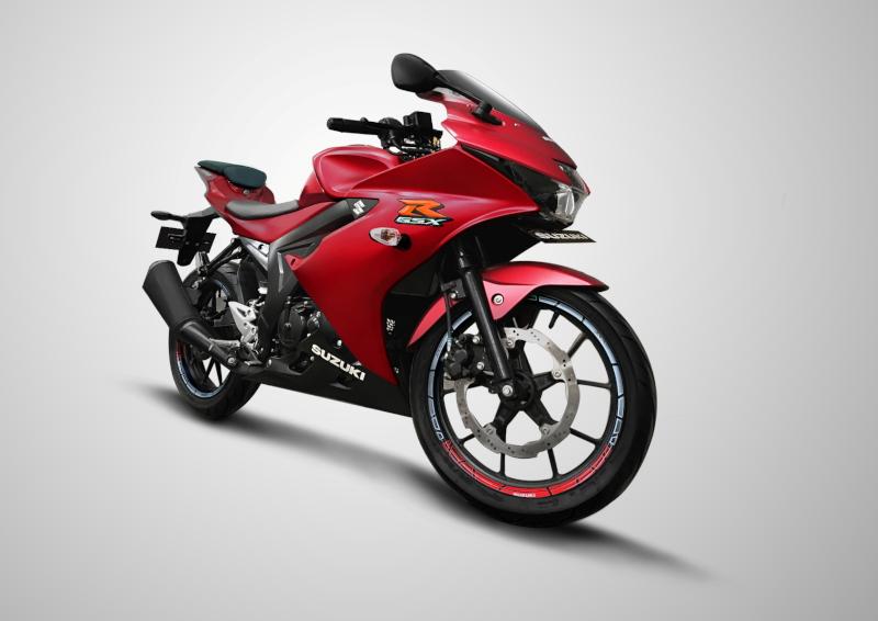 Pilihan Baru Bagi Penggemar Suzuki GSX-R150