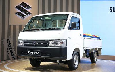 Suzuki New Carry Pick Up Unjuk Gigi di Telkomsel IIMS 2019