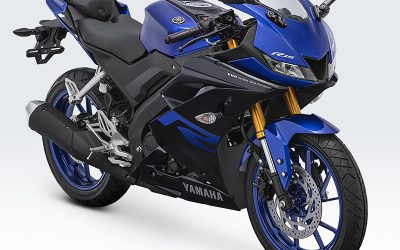 Penampilan Baru Yamaha All New R15