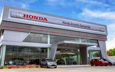 Honda Kembali Buka Dealer Baru di Samarinda