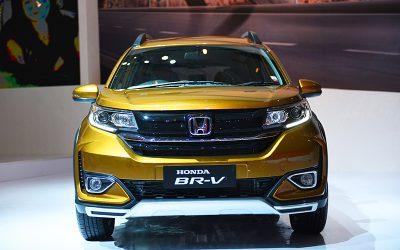 Fitur dan Desain Baru Honda New BR-V