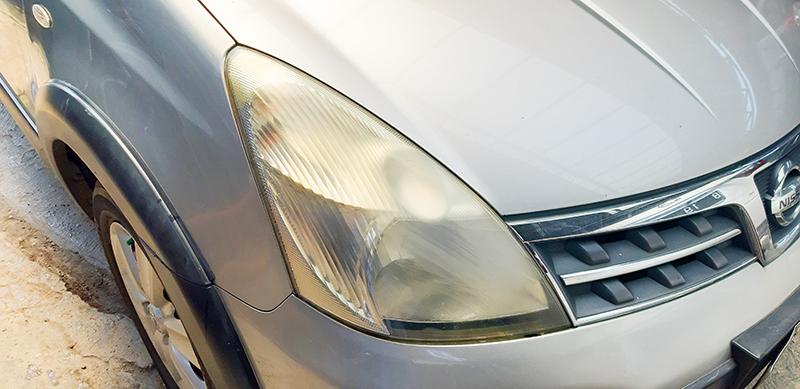 TipsOto : Bersihkan Headlamp Mobil yang Buram Atau Menguning