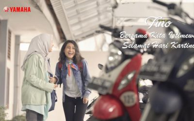 Video Inspiratif Yamaha Sambut Hari Kartini 2019